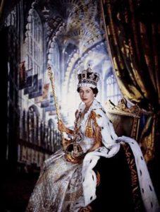 coronation-of-queen-elizabeth, Image from www.telegraph.co.uk