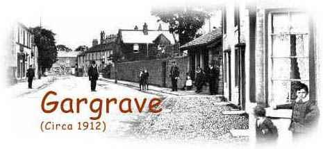 Gargrave History: High Street Circa1912