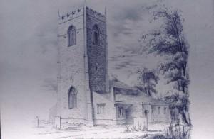 Gargrave Church, St Andrews Church Gargrave